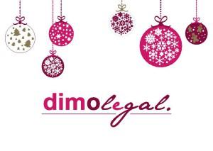 dimolegal Weihnachtskarte 2015